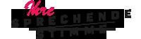 Ihre Sprechende Stimme! Logo